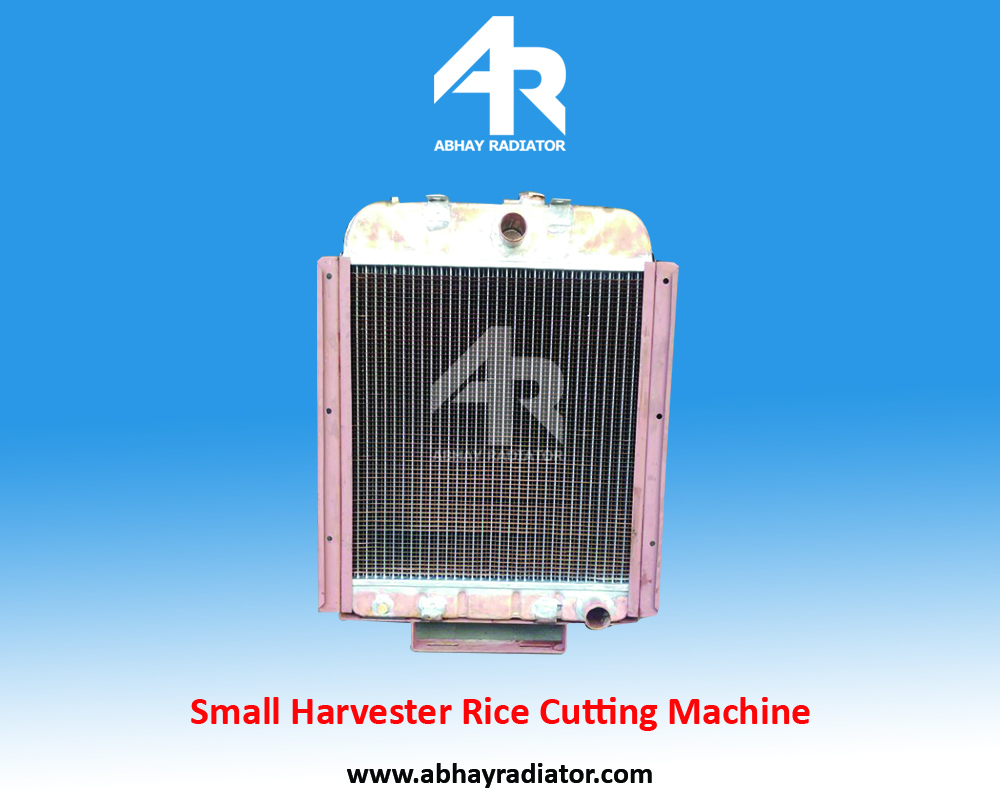 Small Harvester Rice Cutting Machine
