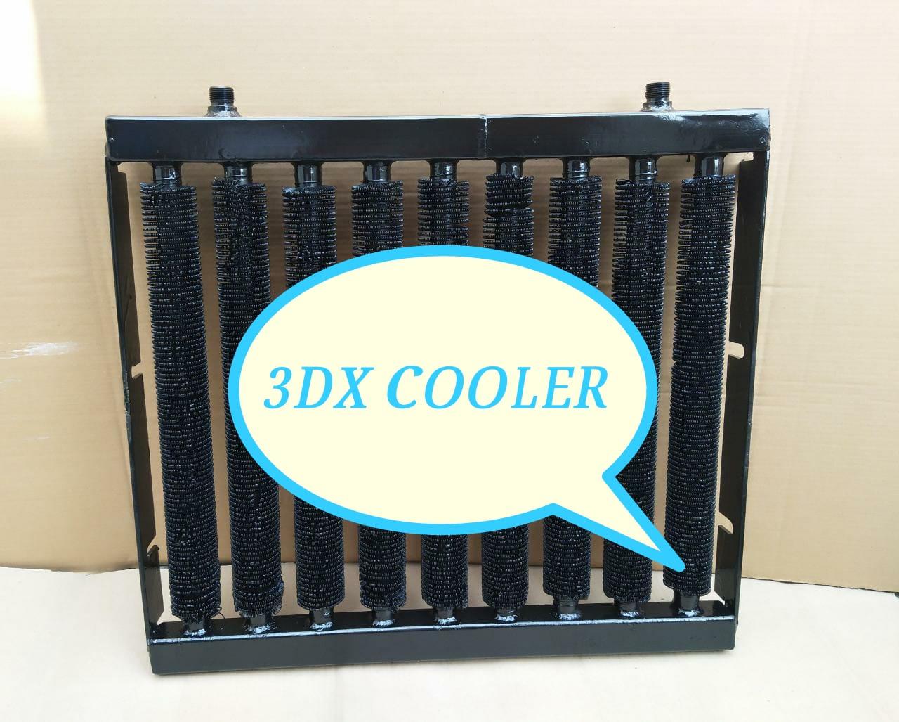 3DX OIL COOLER
